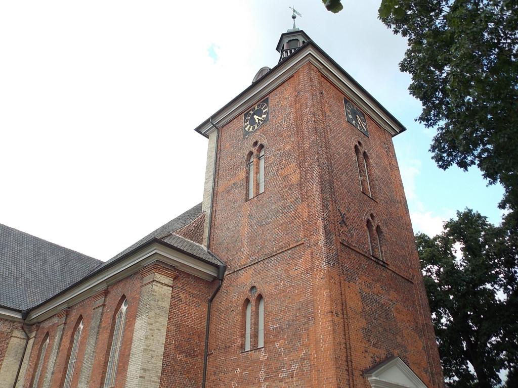 Jakobsweg via Jutlandica Camino de Santiago Christkirche Rendsburg