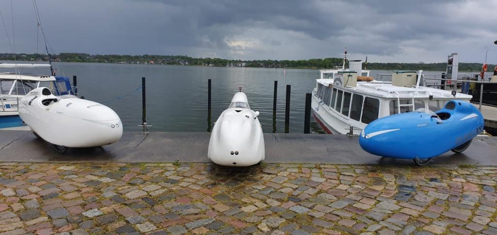 Velomobile Schleswig MAD