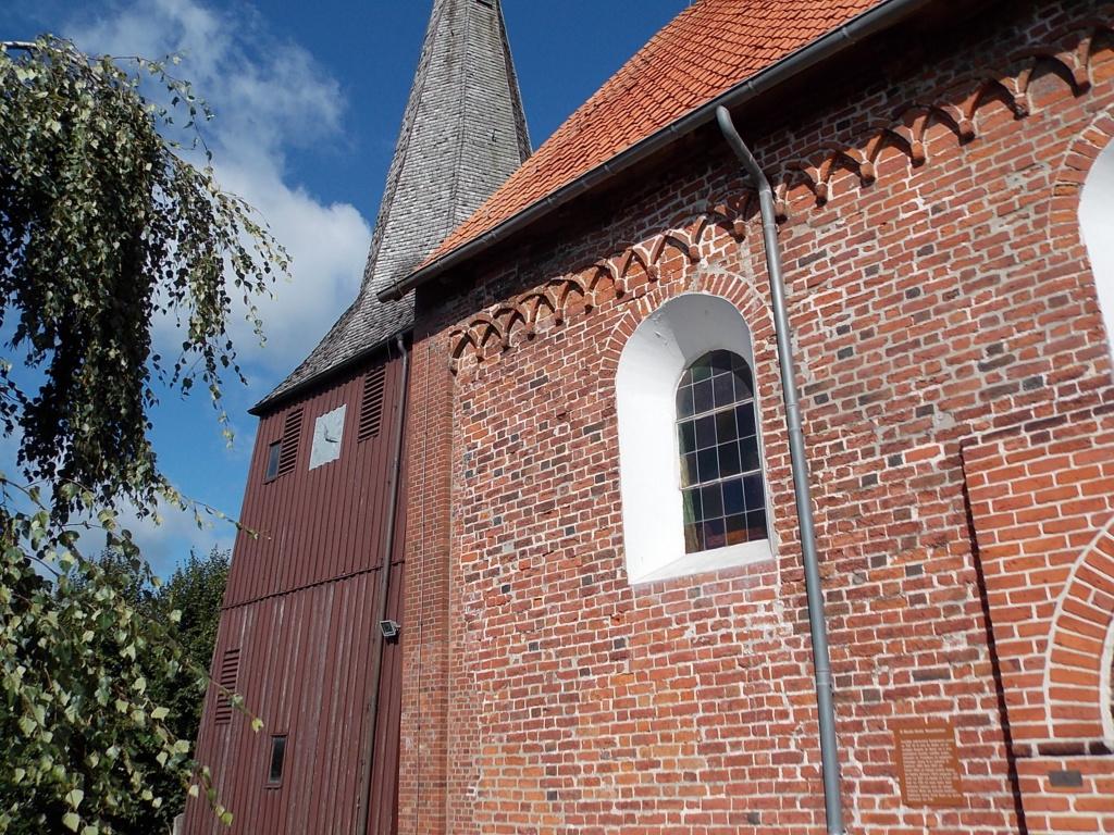 Jakobsweg via Jutlandica Camino de Santiago St. Nicolai Kirche Neuenkirchen