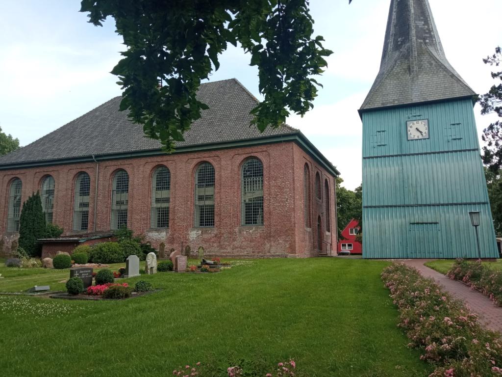 Kirche zu Sankt Margarethen in St. Margarethen an der Elbe