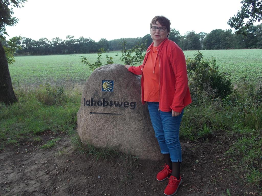 Jakobsweg via Jutlandica Camino de Santiago Susanne Flessau-Rieck