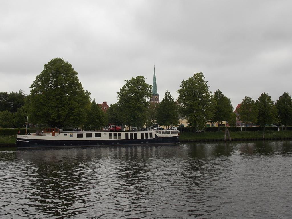 Jakobsweg via Jutlandica Camino de Santiago Lübeck