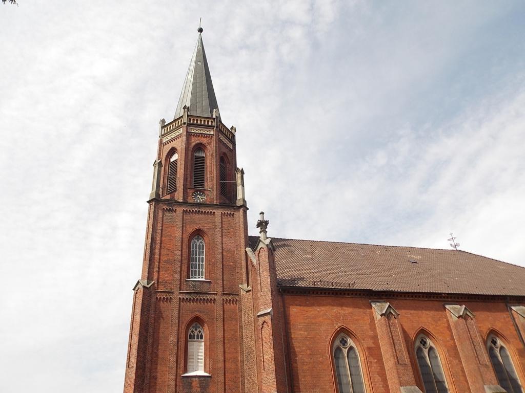 Jakobsweg via Jutlandica Camino de Santiago Harsefeld St. Marien- und Bartholomäi Kirche