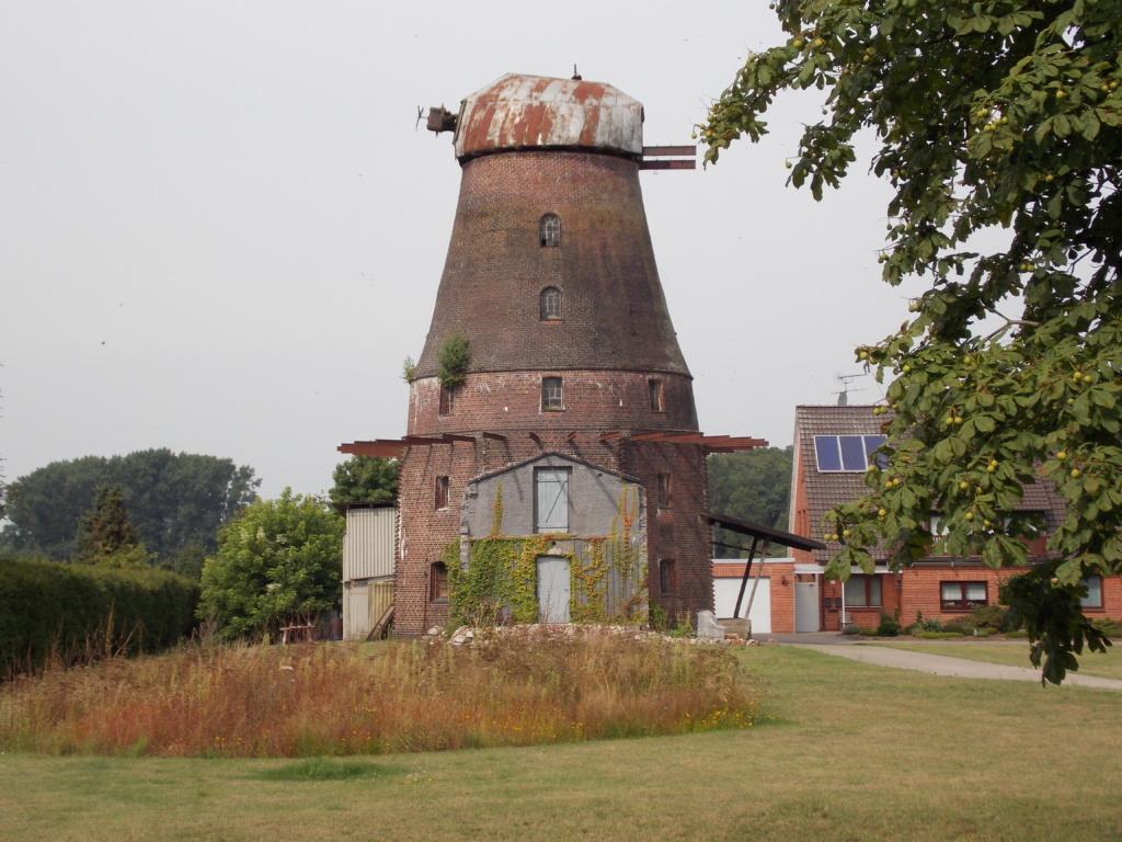 Jakobsweg Baltica Kakerbeck Mühle