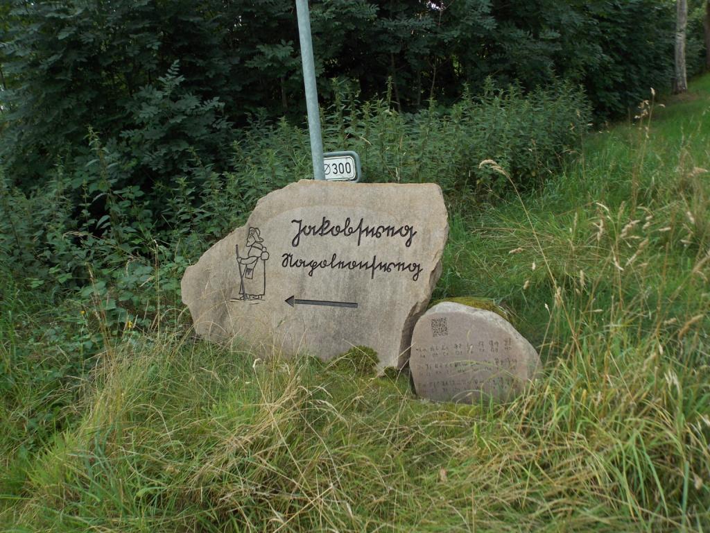 Jakobsweg Baltica