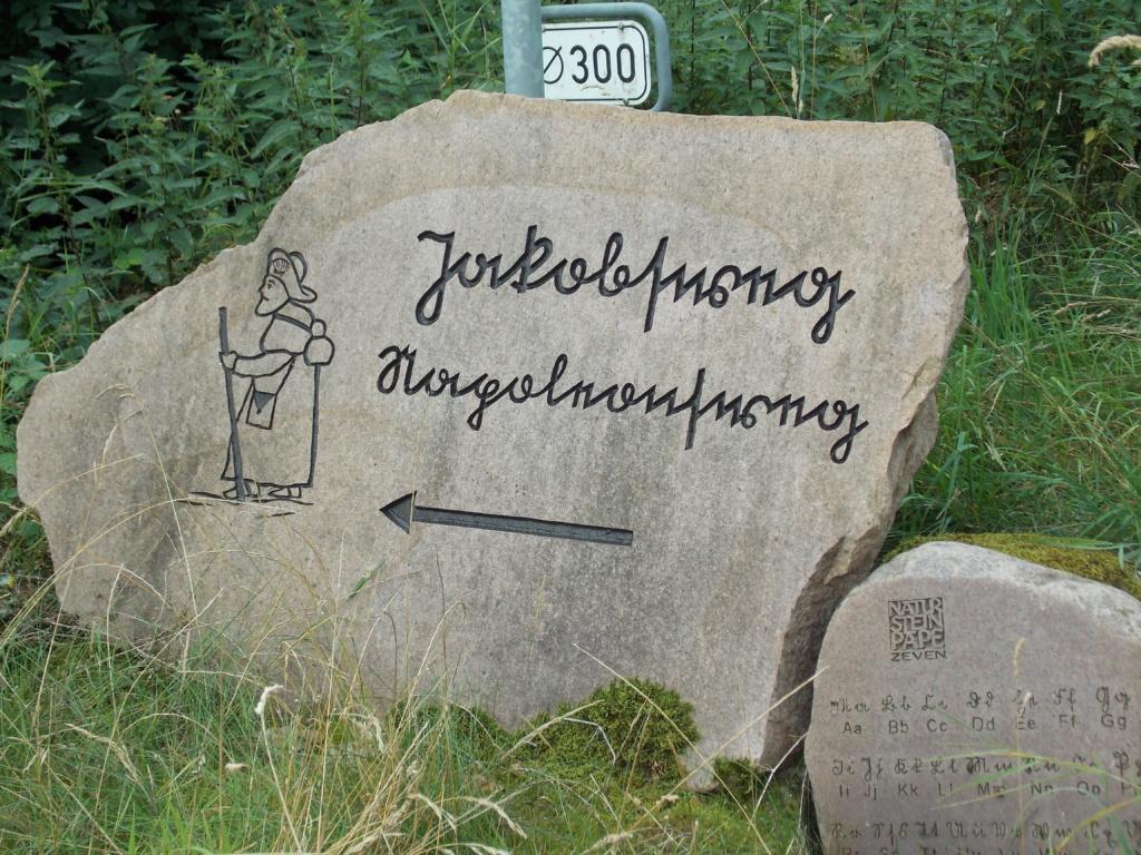 Jakobsweg Baltica Pilgerweg