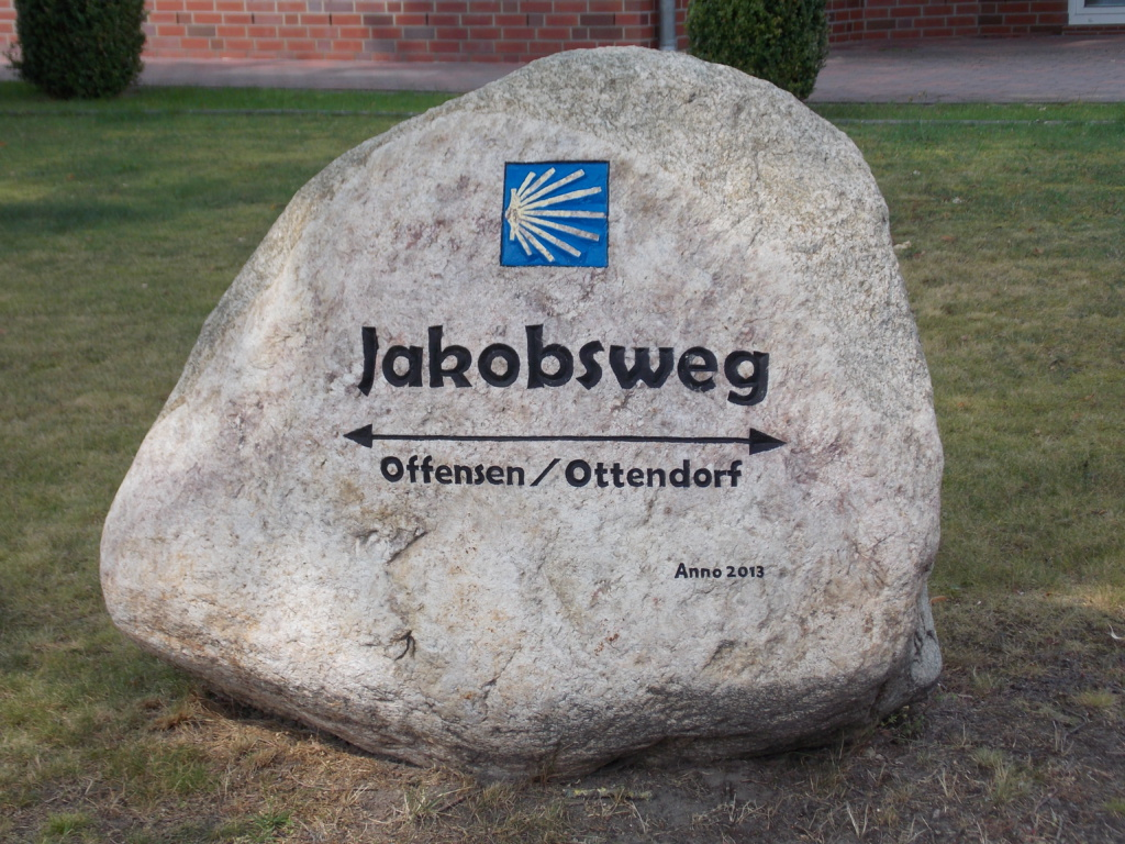 Jakobsweg Baltica Camino Santiago
