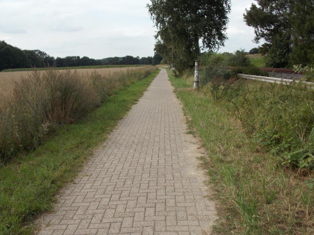 Jakobsweg Baltica Zeven