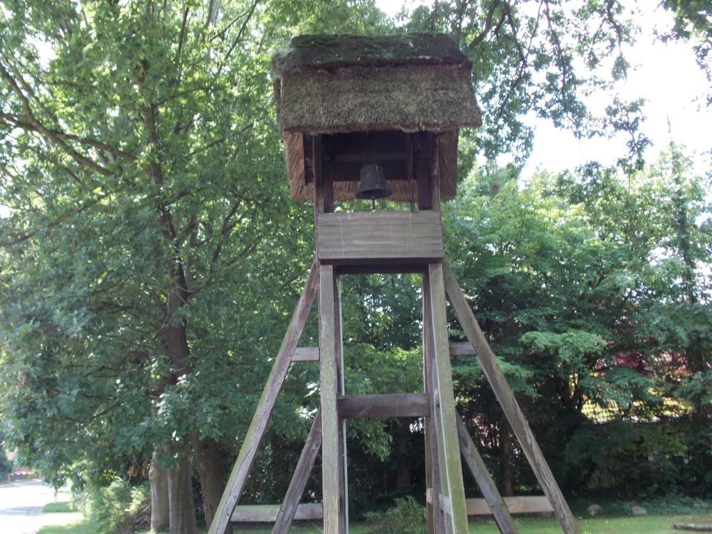 Jakobsweg Glockenturm Narthauen