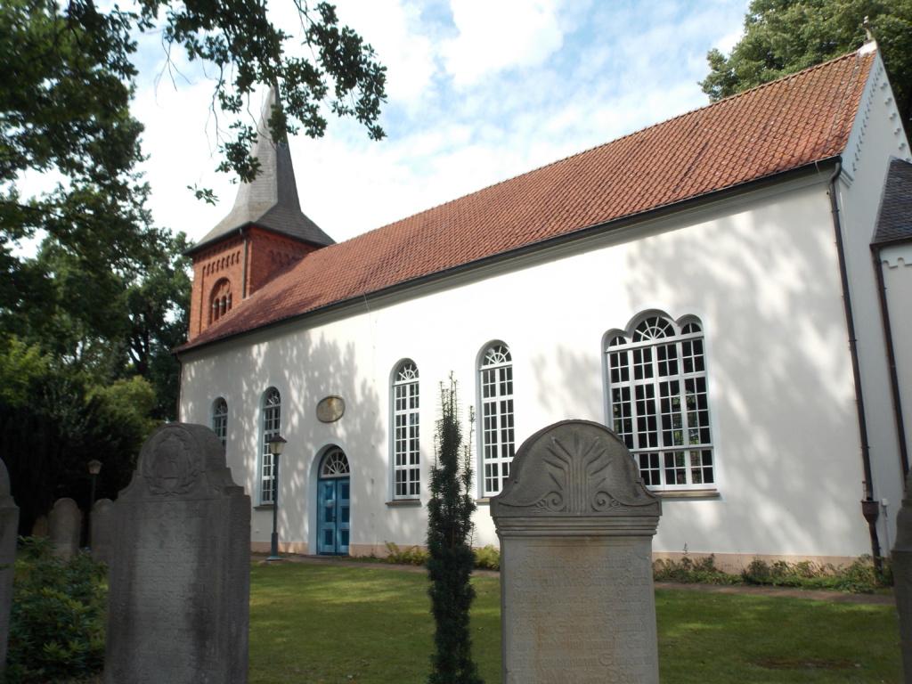 Liebfrauenkirche Fischerhude Pilgerweg