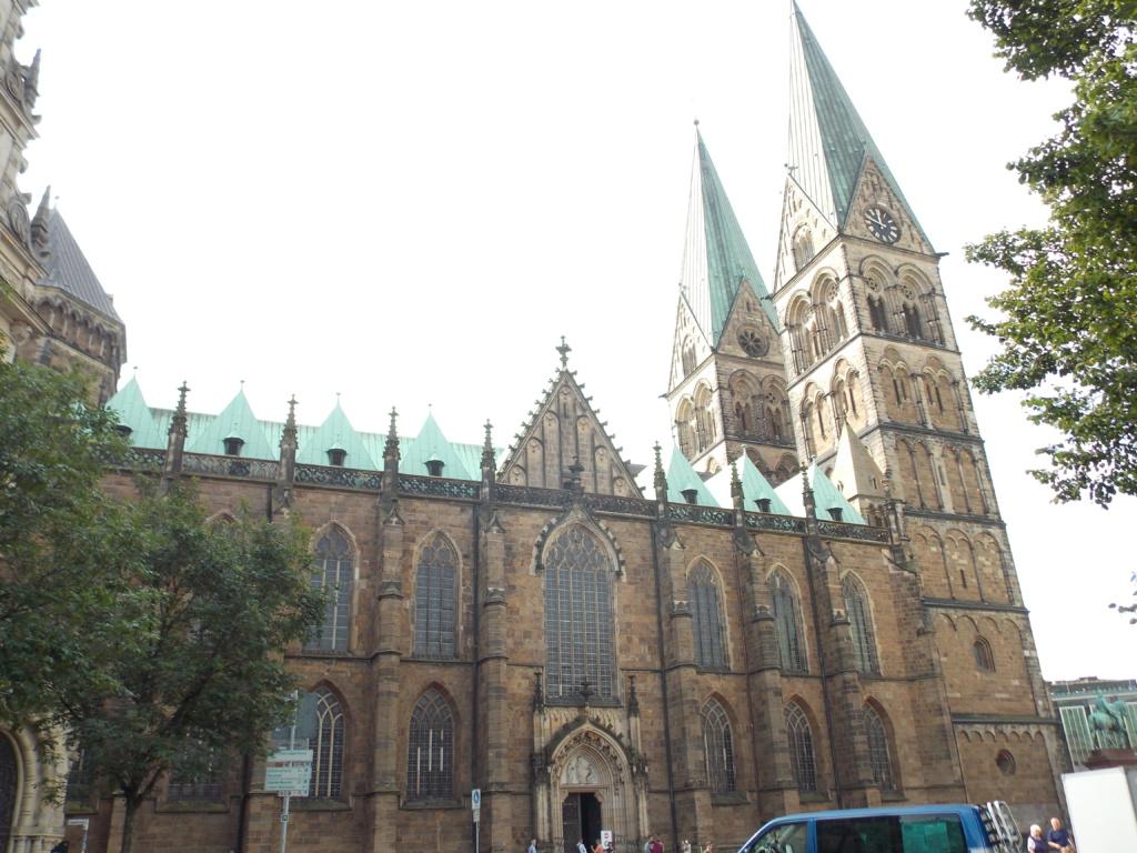 Jakobsweg Baltica St. Petri Dom Bremen