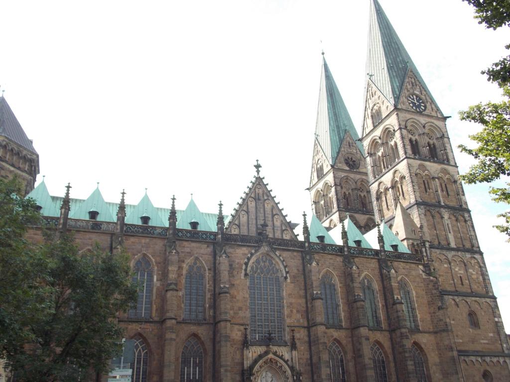 Pilgerweg Camino St. Petri Dom Bremen