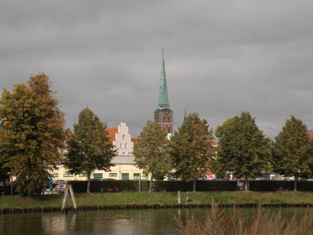 Elbe-Lübeck-Kanal Lübeck