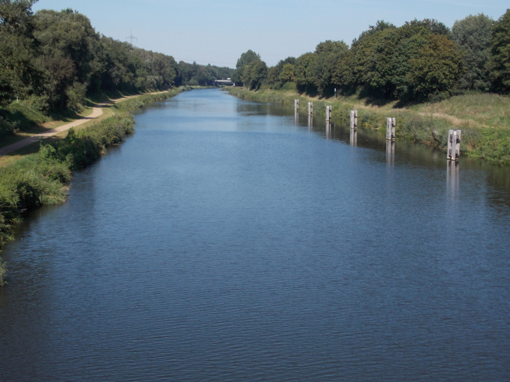 Elbe-Lübeck-Kanal Güster