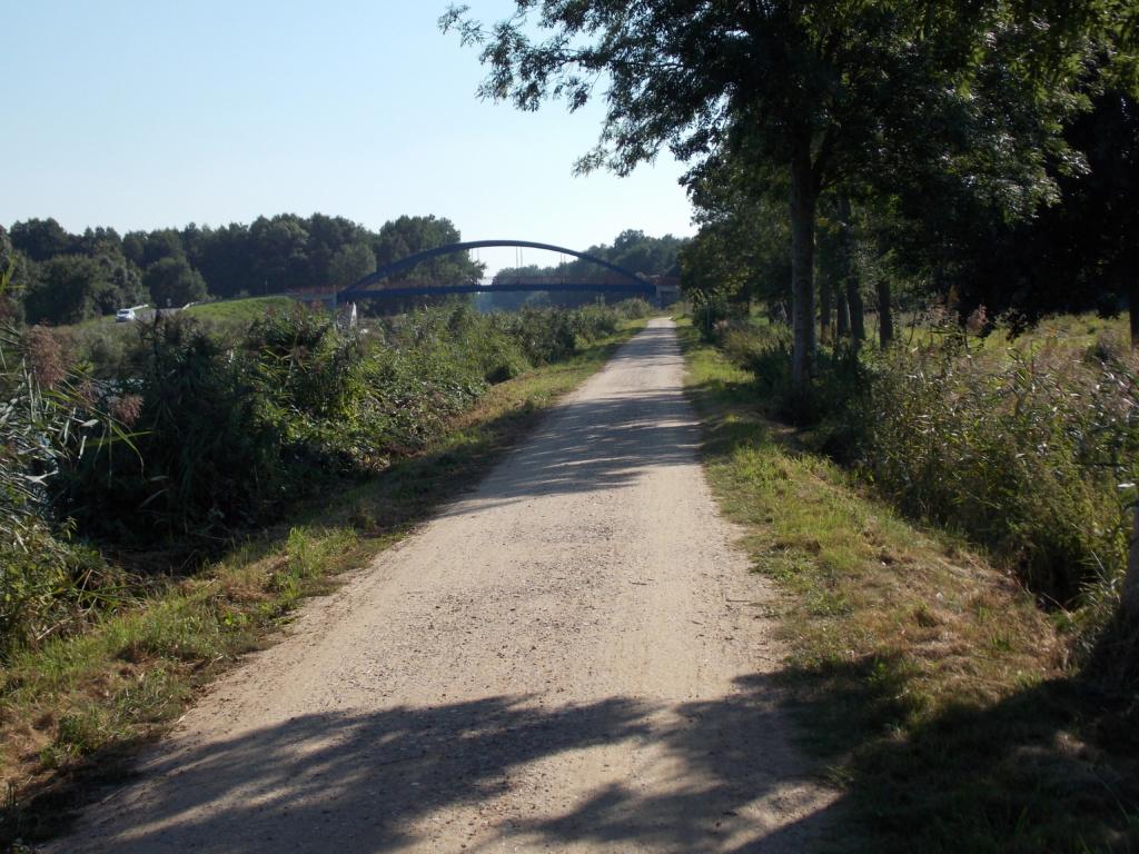 Elbe-Lübeck-Kanal Dalldorf Brücke