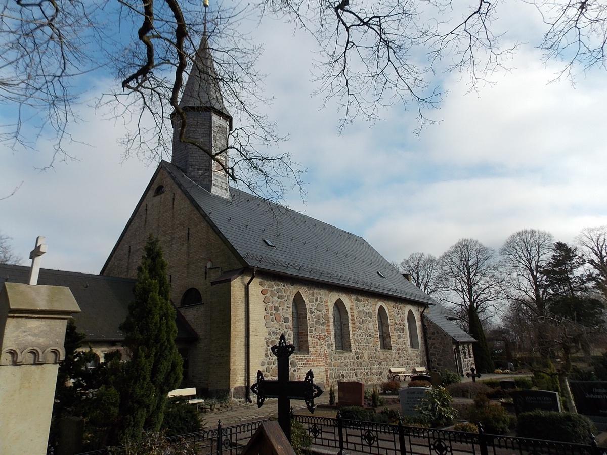 Haddeby Kirche