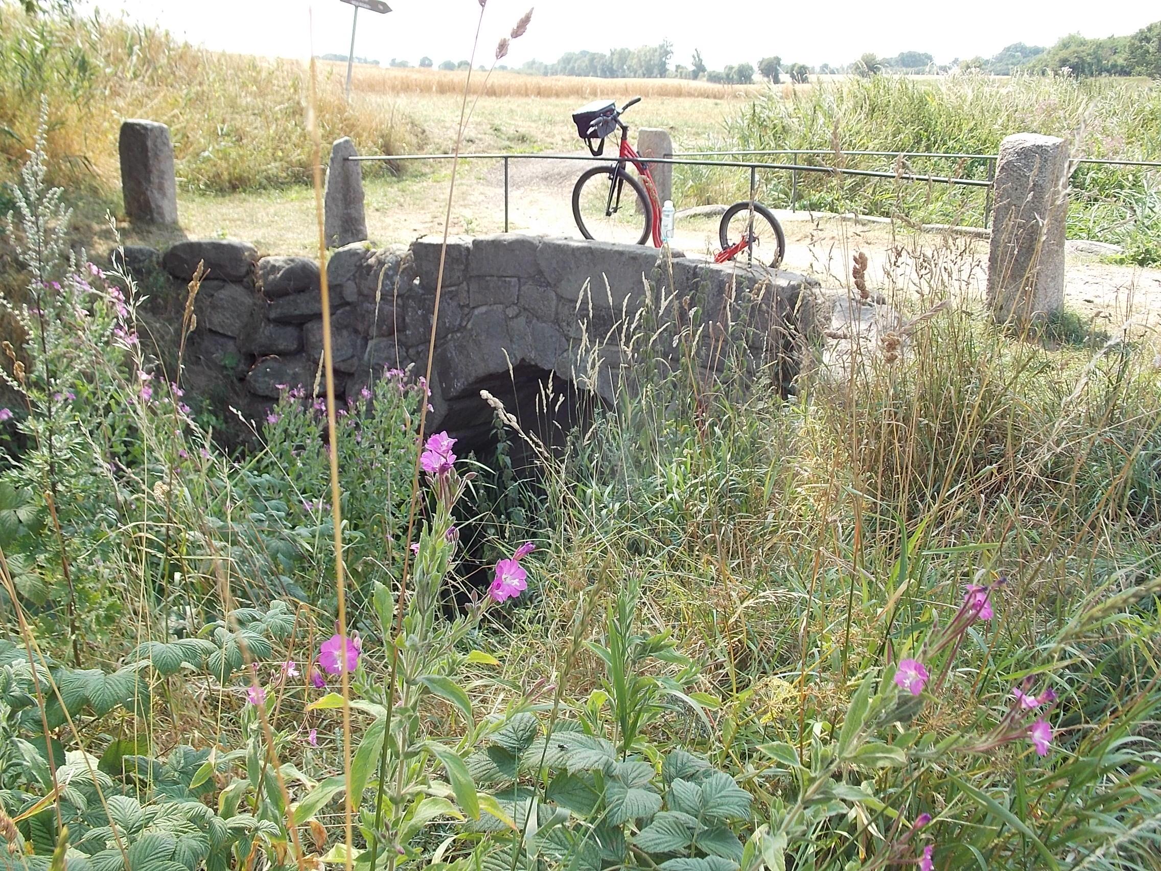 Sütel alte Brücke