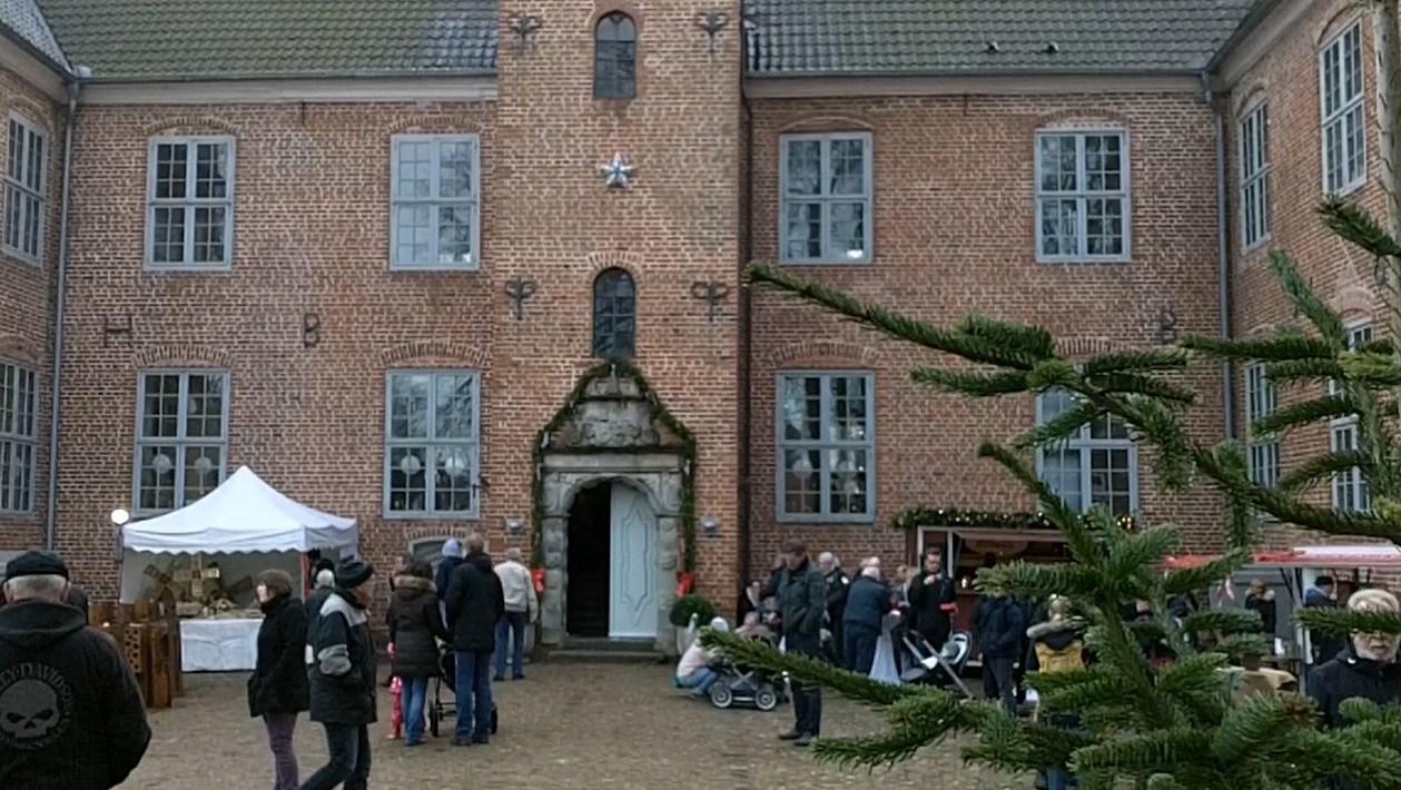 Schloss Hagen Weihnachtsmarkt
