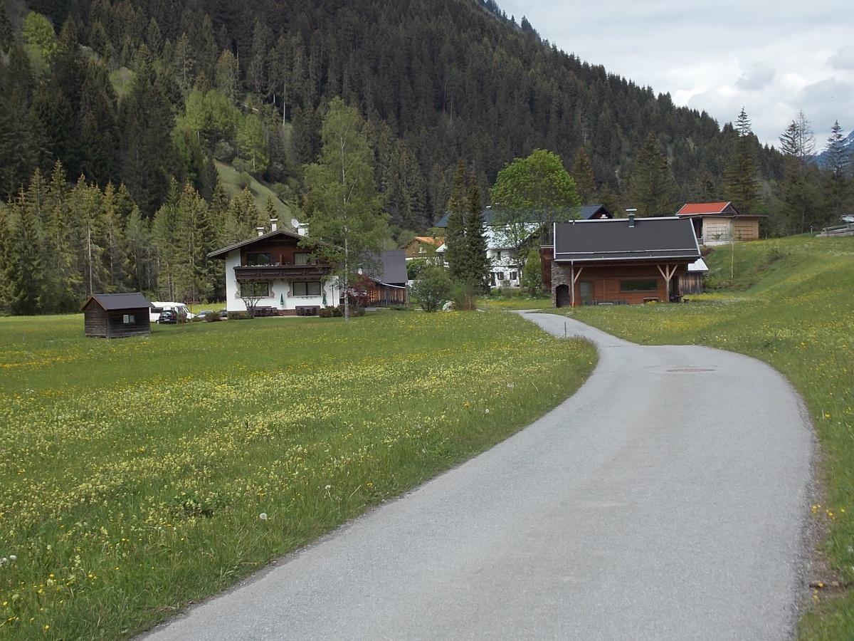 Lech Radweg Grießau