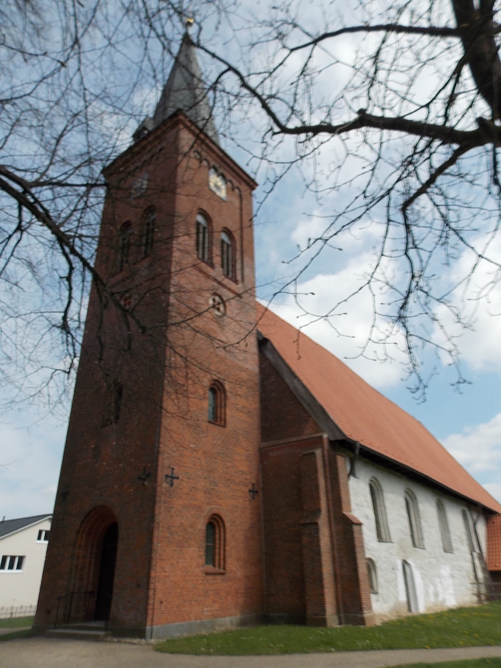 Bornhöved Kirche