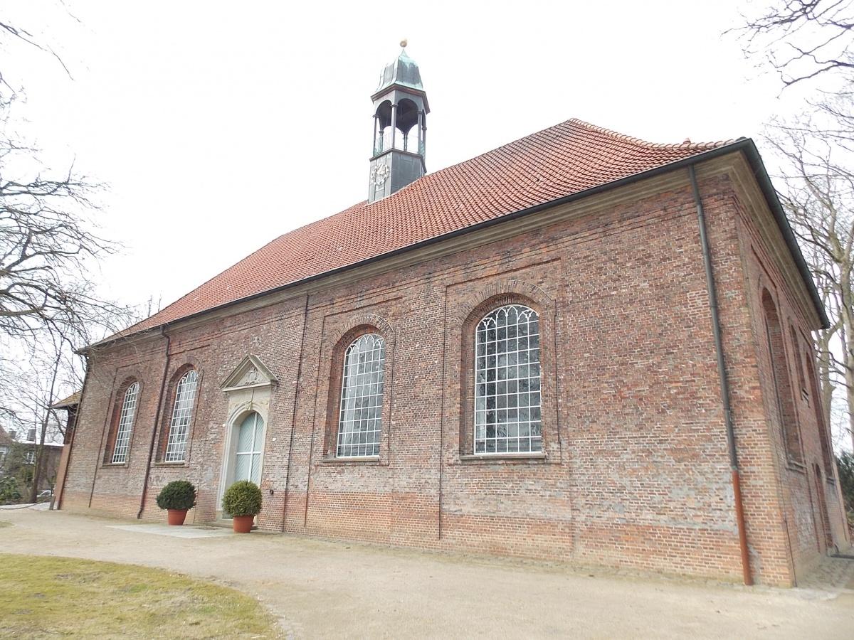 Horst Kirche St. Jürgen