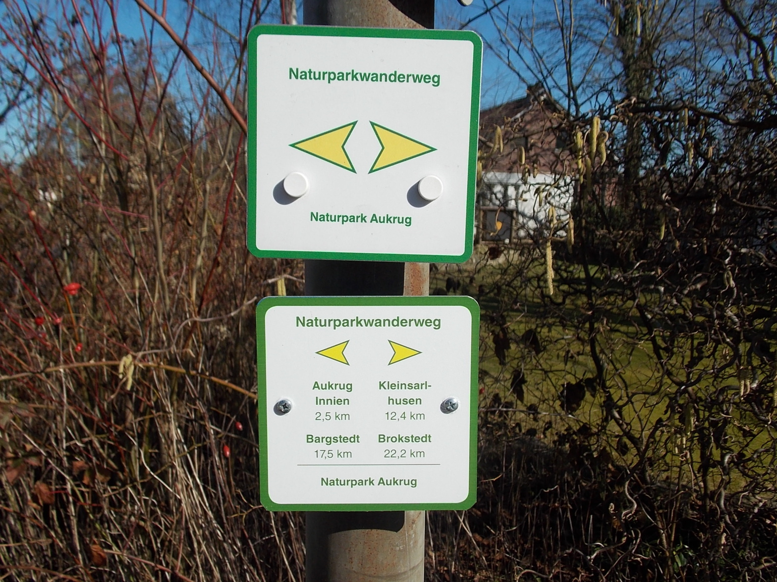 Naturparkwanderweg